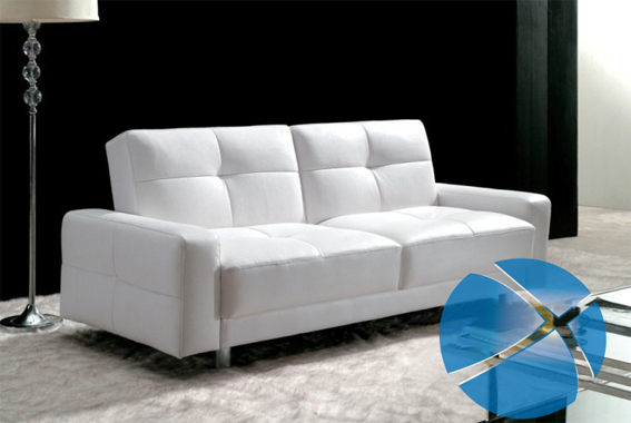 High Quality Home Furniture Made In China Leather Sofa Beds Manufacturer Offers