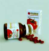Lycopene manufacturing suppliers... Italian biological and organic Lycopene designed and made in Italy with the most powerful red tomatoes... Biological lycopene may prevent prostate cancer, heart disease and other forms of cancer... Biological Lycopene manufacturing solutions to the worldwide health care distribution market..